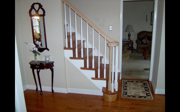 Custom Stair Railing Installation Collegeville