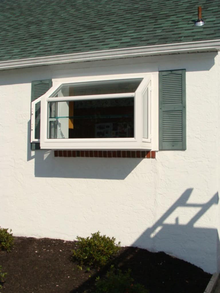 Windows and doors sovereign construction services llc for Garden window replacement