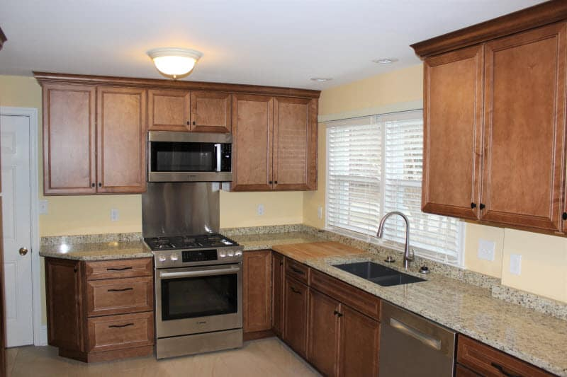 Trappe Kitchen Remodel | Sovereign Construction Services