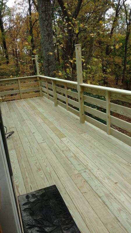 Schwenksville PA Deck