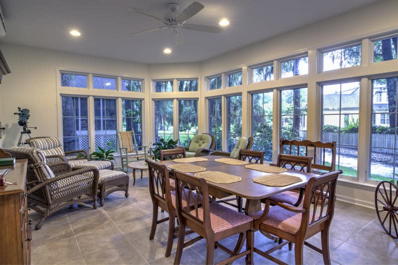 sunroom | Sovereign Construction Services