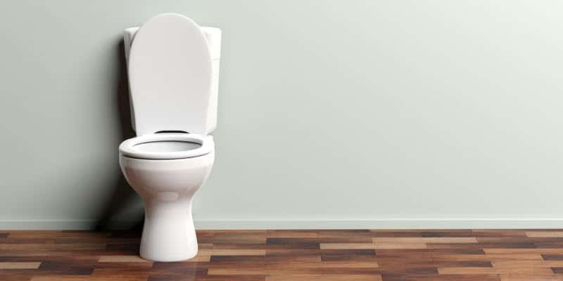 Touchless Toilet | Sovereign Construction Services