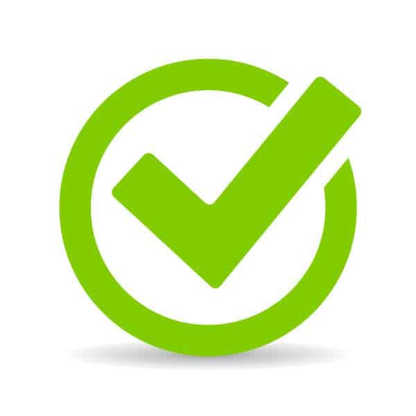 Green Check | Sovereign Construction Services