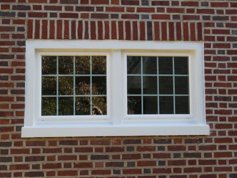 Collegeville Front Window Renovation