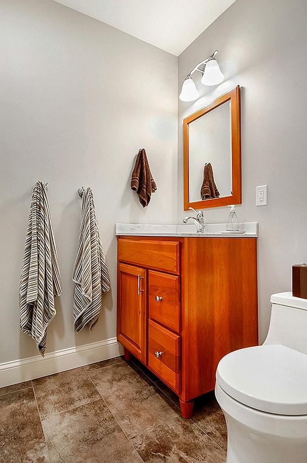 Perkiomen Bathroom Remodel