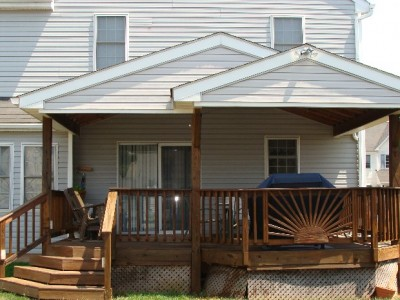 Porch Roof Addition Royersford