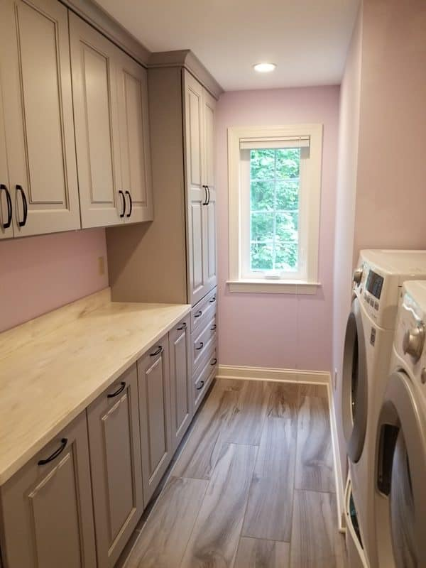 Laundry Room Renovation | Sovereign Construction Services