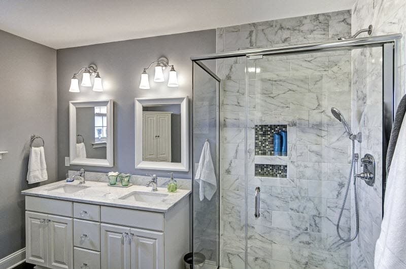 Bathroom Remodel | Sovereign Construction Services