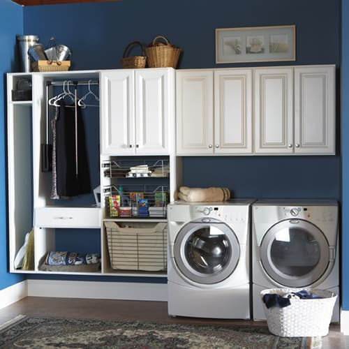 Laundry storage | Sovereign Construction