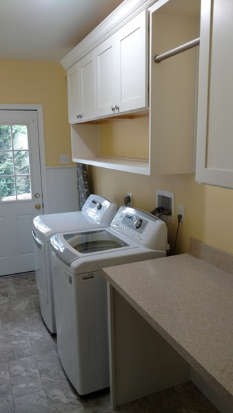 Gilbertsville Laundry Room Renovation | Sovereign Construction Services